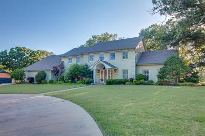 Ada Single Family Home For Sale: 527 S Country Club Road