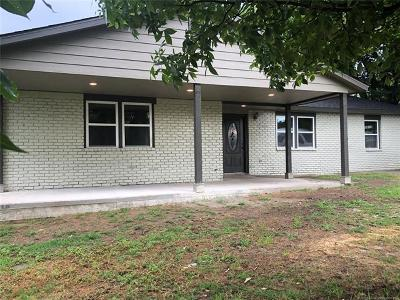 Okmulgee County Single Family Home For Sale: 505 S 6th Street