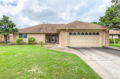 Rogers County, Mayes County, Tulsa County Single Family Home For Sale: 6916 E 20th Street