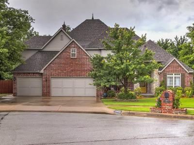 Owasso Single Family Home For Sale: 13800 E 93rd Court North