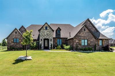 Owasso Single Family Home For Sale: 19605 E 69th Street N