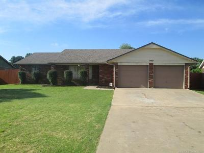 Fort Gibson Single Family Home For Sale: 1403 Dexter Street