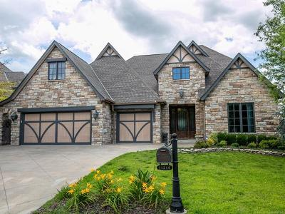 Tulsa Single Family Home For Sale: 11314 S College Avenue