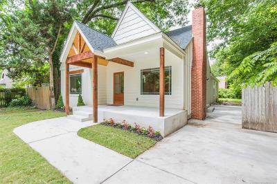 Tulsa Single Family Home For Sale: 4242 S Norfolk Avenue