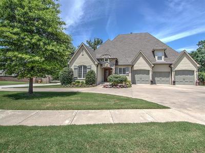 Tulsa Single Family Home For Sale: 10906 S 77th East Avenue