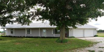 Muskogee Single Family Home For Sale: 5161 E 133rd Street S