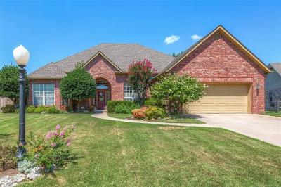 Owasso Single Family Home For Sale: 8906 N 103rd East Avenue
