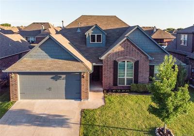 Broken Arrow OK Single Family Home For Sale: $184,727