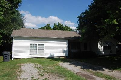 Sand Springs Single Family Home For Sale: 911 Valley Drive