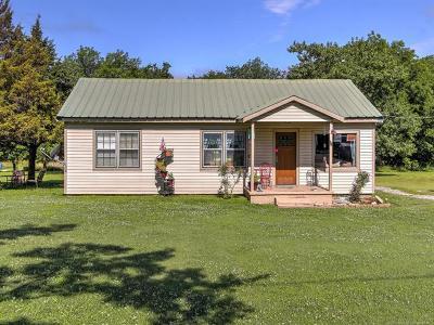 Sapulpa Single Family Home For Sale: 12642 S 33rd West Avenue
