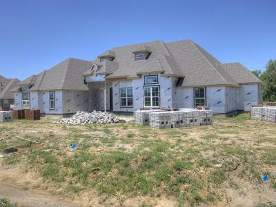 Owasso Single Family Home For Sale: 15203 E 84th Street N