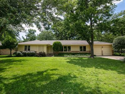 Tulsa Single Family Home For Sale: 3658 S Florence Place