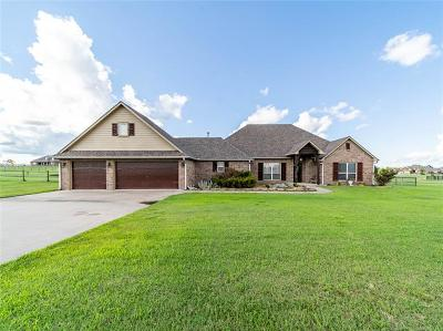 Oologah Single Family Home For Sale: 4859 Trade Wind Drive