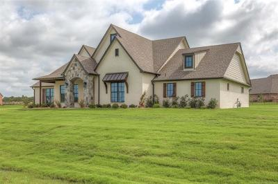 Owasso Single Family Home For Sale: 9025 N 65th East Place
