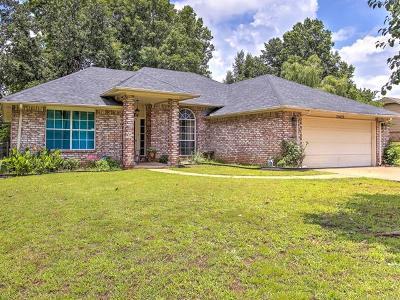 Coweta Single Family Home For Sale: 29477 E 156th Street S