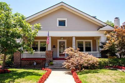 Tulsa Single Family Home For Sale: 1510 E 17th Place