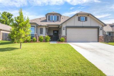 Broken Arrow Single Family Home For Sale: 3312 W Charlotte Street