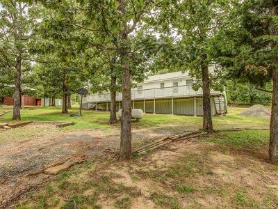 Fort Gibson OK Multi Family Home For Sale: $199,000