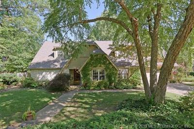 Tulsa County Single Family Home For Sale: 10114 S Quebec Avenue