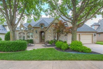 Jenks Single Family Home For Sale: 12223 S Ash Avenue