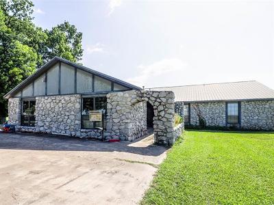 Broken Arrow Single Family Home For Sale: 2849 S 337th East Avenue
