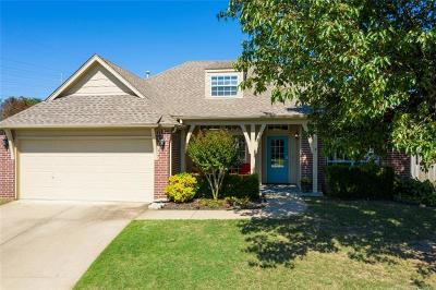 Jenks Single Family Home For Sale: 11609 S Mulberry Court