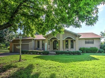 Tulsa Single Family Home For Sale: 3137 S 57th West Avenue