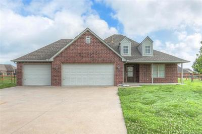 Collinsville Single Family Home For Sale: 5963 E 137th Street North