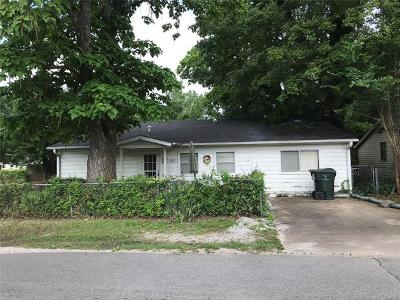 Claremore Single Family Home For Sale: 733 S Chickasaw Avenue
