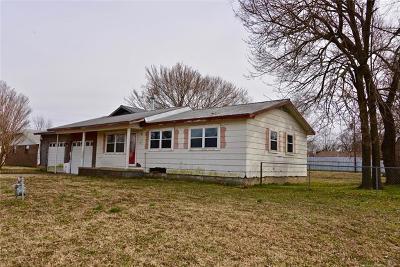 Morris Single Family Home For Sale: 205 E Okmulgee Street