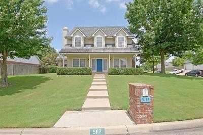 Tulsa Single Family Home For Sale: 5117 E 77th Street
