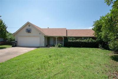 Jenks Single Family Home For Sale: 507 W 115th Street S