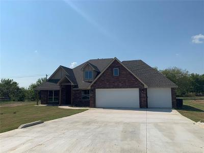 Skiatook Single Family Home For Sale: 3805 E 130th Place N