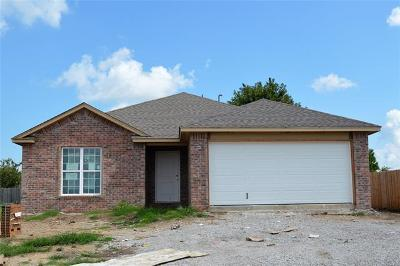 Broken Arrow Single Family Home For Sale: 509 S 49th Place