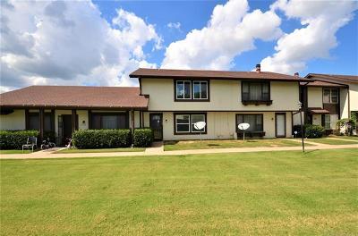 Tulsa Condo/Townhouse For Sale: 11122 E 13th Place S #2