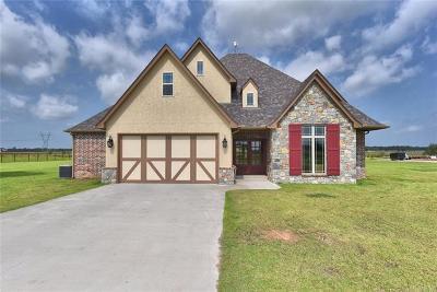 Glenpool Single Family Home For Sale: 16260 S Elwood Avenue