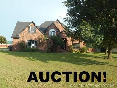 Skiatook Single Family Home For Sale: 865 N Country Meadow Lane