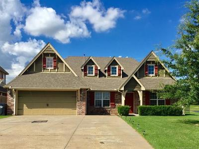 Jenks Single Family Home For Sale: 3603 W 106th Street S