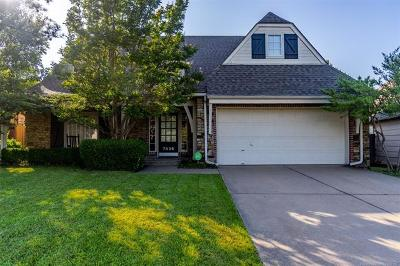 Tulsa Single Family Home For Sale: 7836 S 95th East Avenue