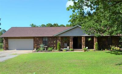 Sand Springs Single Family Home For Sale: 4521 N State Highway 97 Highway