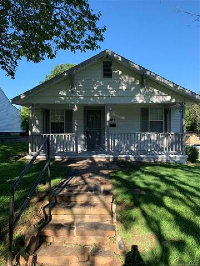 Sand Springs Single Family Home For Sale: 823 N Cleveland Avenue