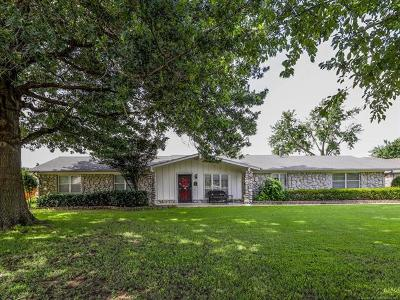 Claremore Single Family Home For Sale: 229 N Choctaw Court