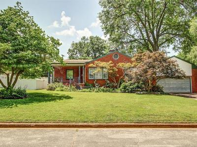 Tulsa Single Family Home For Sale: 1968 E 34th Street