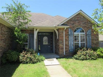 Claremore Single Family Home For Sale: 1707 Walnut Hill Lane