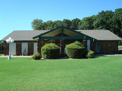 Broken Arrow Single Family Home For Sale: 19451 E 122nd Street S