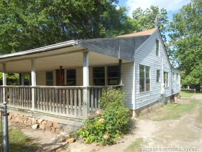 Tulsa Single Family Home For Sale: 2309 S 61st West Avenue