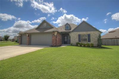 Tulsa County Single Family Home For Sale: 2831 N Juniper Place