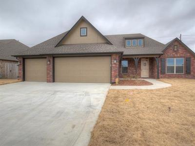 Collinsville Single Family Home For Sale: 13780 N 130th East Avenue