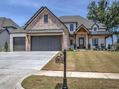 Jenks Single Family Home For Sale: 707 W 110th Place