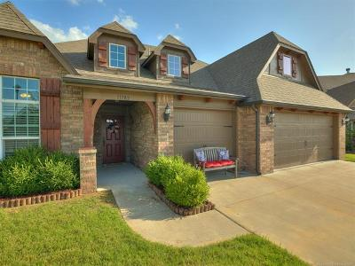 Owasso Single Family Home For Sale: 11702 E 105th Place N